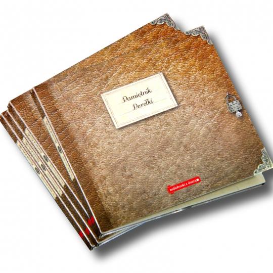 Pamiętnik Perełki - do pobrania w formie pliku mp3