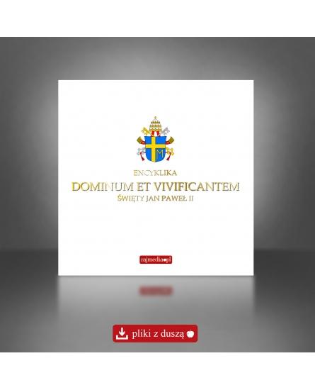 Dominum et Vivificantem - encyklika poświęcona osobie Ducha Świętego