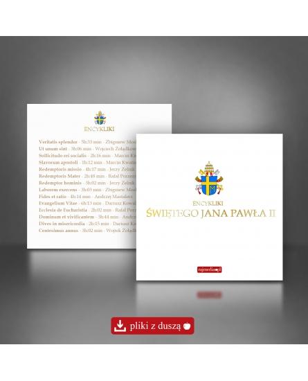 Wszystkie Encykliki Świętego Jana Pawła II - do pobrania w formie plików mp3
